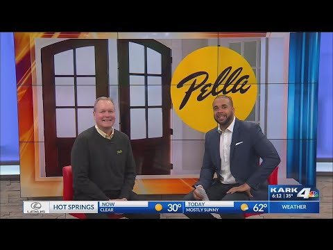 VIDEO: KARK 4 Today pella windows