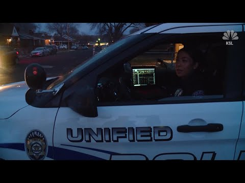 VIDEO: Pork Pursuit: Utah cops chase down loose pig