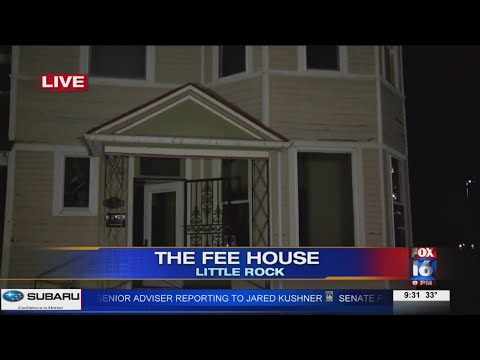 Watch: Fox 16 stays overnight at historic 130 year-old Victorian haunted house in downtown LR