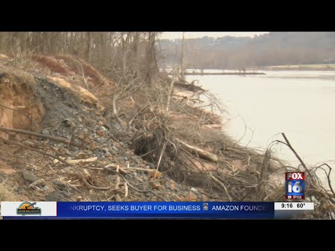 Watch: Parts of the Arkansas River Trail Closing, new route available