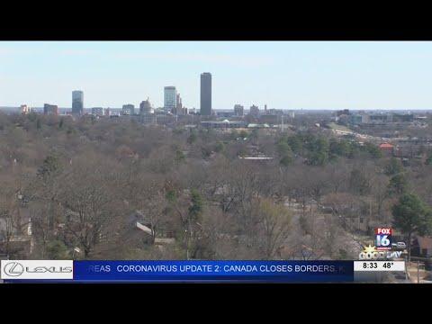 Watch: Little Rock mayor orders city facilities closed, curfew to start Wednesday