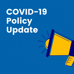 COVID-19 Weekly Policy Update, Vol. 8