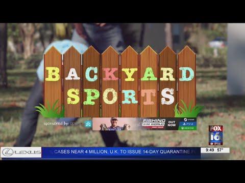 Watch: Backyard Sports: Sheridan 8th grader flipping out