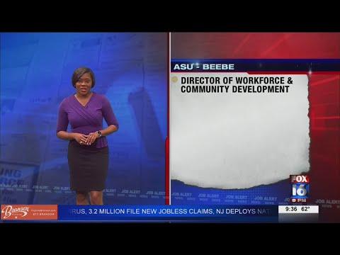 Watch: Job Alert, May 7