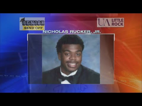 Watch: Senior Send-Off: Nicholas Rucker