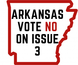 Issue 3 is Bad for Arkansans