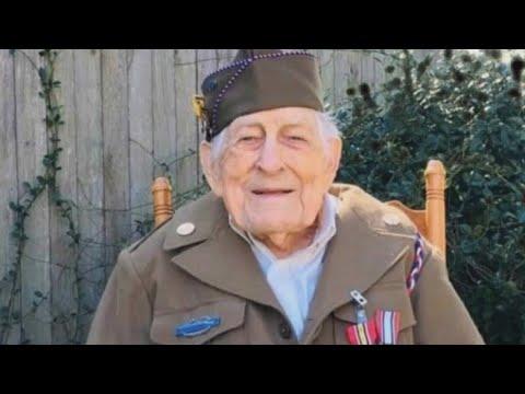 Watch: Final salute to a WWII veteran in Saline County