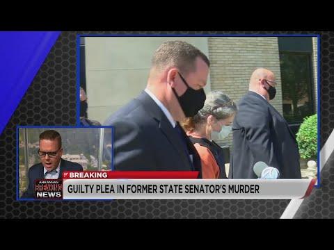 Watch: Woman pleads guilty in murder of former Arkansas state senator