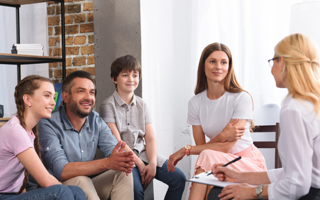 10 Things to Expect From Family Counseling - Arkansas ...