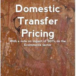 Specified Domestic Transactions Domestic transfer pricing India