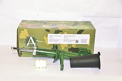 Амортизатор передний левый на ЗАЗ 1102 (газо-масло)(стойка в сборе)