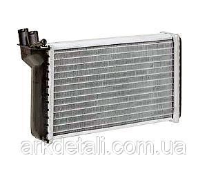 Радиатор отопителя на ВАЗ 2110 COMFORT (алюм-паяный)