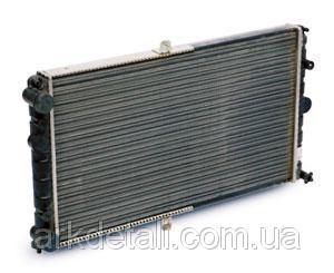 Радиатор охлаждения 2112-10 (алюминиевый) (инжектор)