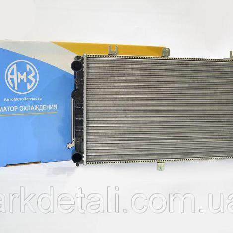 Радиатор охлаждения на ВАЗ 2170  (алюминиевый)