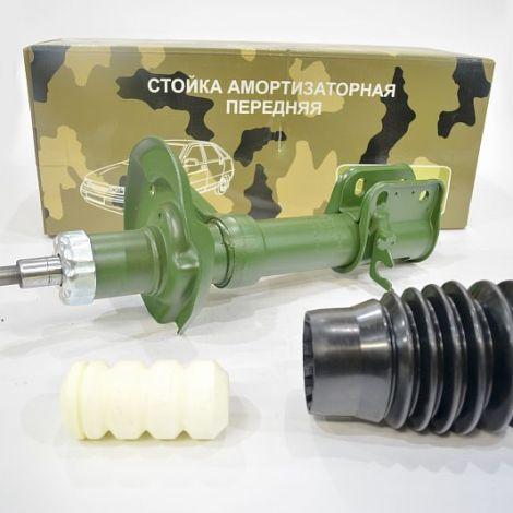 Амортизатор  передний левый на ВАЗ 2170/2171/2172 (стойка в сборе/масло)