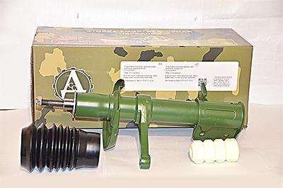 Амортизатор передний левый на ВАЗ 2170/2171/2172 (масло / стойка в сборе) разборной