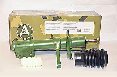 Амортизатор  передний правый на ВАЗ 2170/2171/2172 разборной (стойка в сборе/масло)