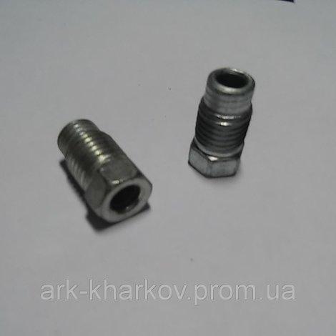 Болт-штуцер тормозной трубки  М10 х 1,25