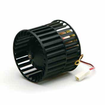 Вентилятор отопителя на ВАЗ 2108
