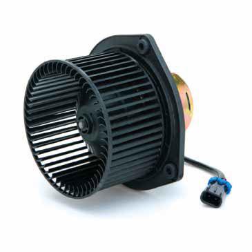 Вентилятор отопителя 2110 (1118/2170)