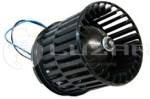 Электро вентилятор отопителя на ВАЗ 2170/2190/ Datsan с кондиционером Halla