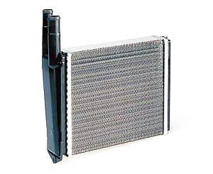 Радиатор отопителя на ВАЗ 1118 алюминиевый