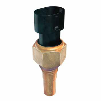 Датчик температуры в блоке на ВАЗ 2112 инжектор