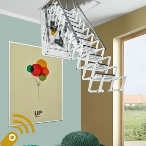 Fontanot Arke Diy Staircase Kits Online | Installing A Spiral Staircase | Bottom | Rectangular | Alcove | 20 Step | Circular