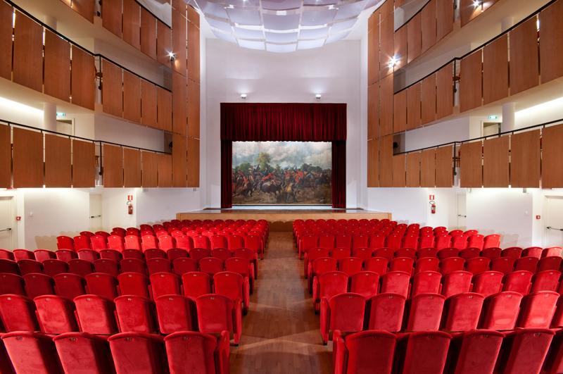 Teatro di Corato  Alvisi Kirimoto  Partners  Arketipo