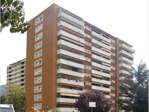 Riqualificazione di un edificio multipiano Bolzano  Ing Clara Peretti  Arketipo