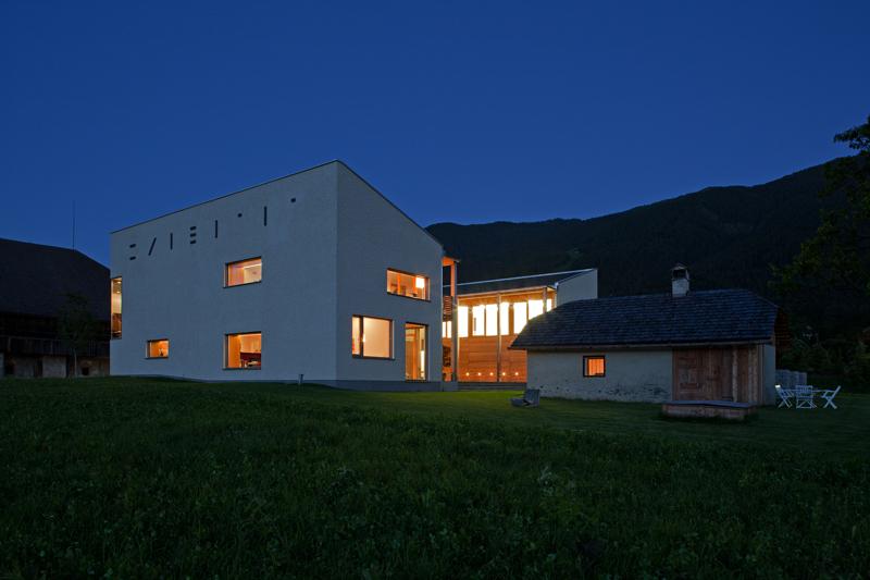 CasaClima Nature per Rubner Haus  Arketipo
