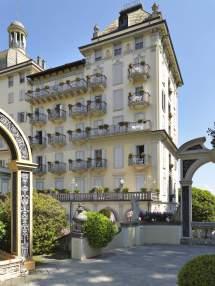Milesi Il Grand Hotel Des Iles Borromes & Spa