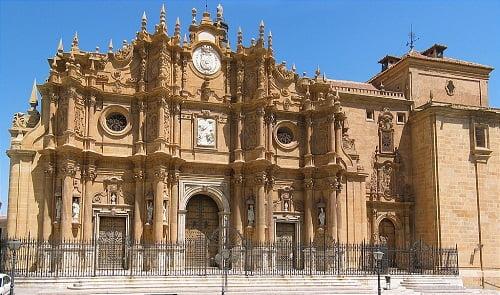 Edificios barrocos fotos for La arquitectura en espana