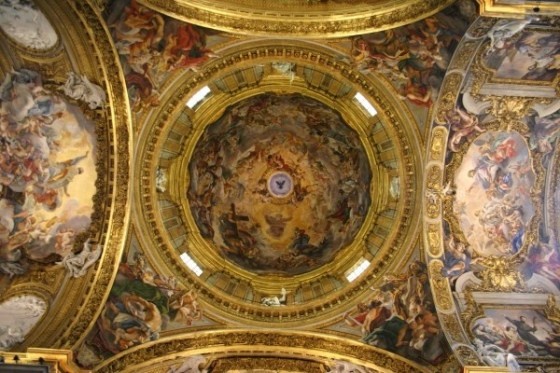 cupula-iglesia-del-gesu