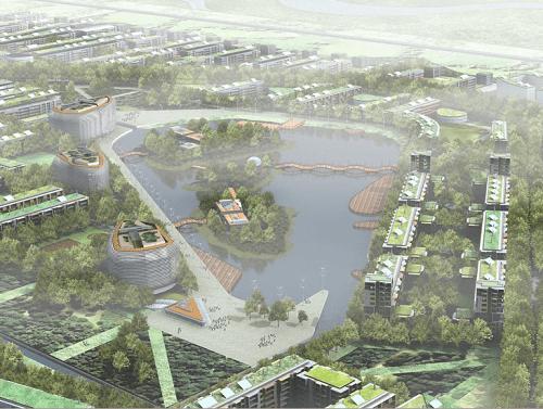 Dongtan Eco City