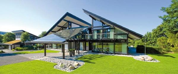 el arte de la arquitectura bioclim tica vogadors On construccion de casas bioclimaticas