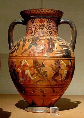 Historia de la cer mica for Origen de la ceramica