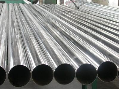 tubos de aluminio