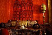 Estilo marroqu de decoracin - Arkiplus.com