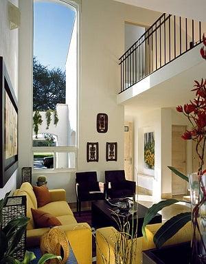 Doble altura en arquitectura - Altura de un piso ...