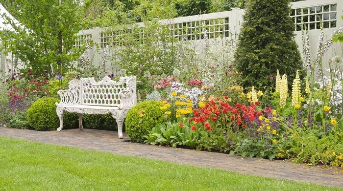 Jardines ornamentales for Diseno de jardines pequenos fotos