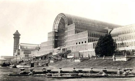 Palacio de Cristal de Londres