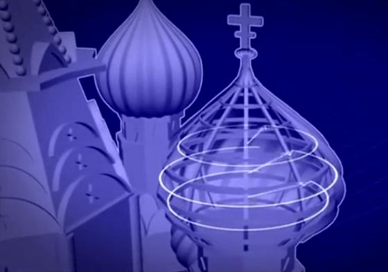 cupulas catedral de san basilio-rusia