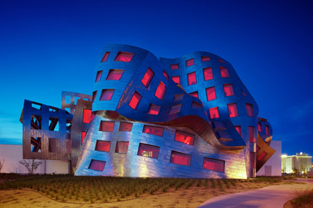 Lou-Ruvo-Center-for-Brain-Health-by-Frank-Gehry