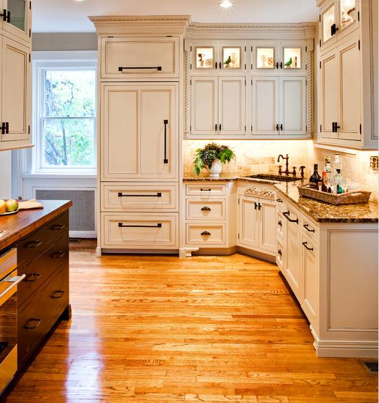 Diseños de cocinas en colores claros - Arkiplus.com