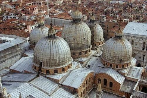 cupula san marcos venecia