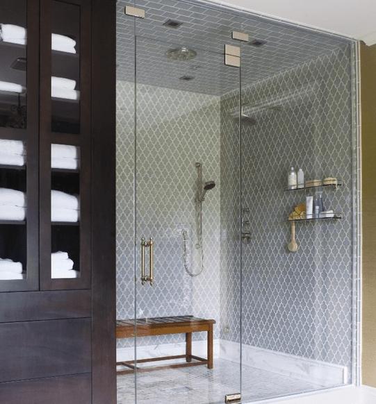 Dise os de duchas modernas arkiplus - Duchas de bano modernas ...