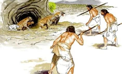 cazadores-prehistoria