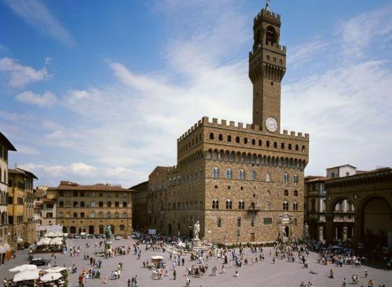 Palacio Viejo de Florencia