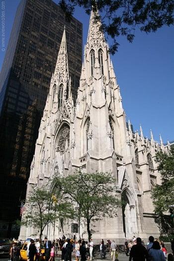 Catedral de San Patricio en Nueva York 3